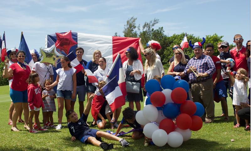 L'alliance française des Bermudes Bermuda July 16 2018
