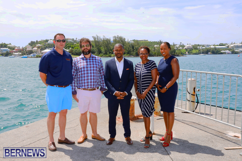 Launch Of 'Made In Bermuda' Nights July 3 2018