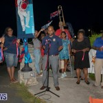 Lighting of Somerset Bridge Bermuda, July 21 2018-7733