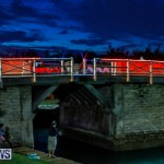 Lighting of Somerset Bridge Bermuda, July 21 2018-7776