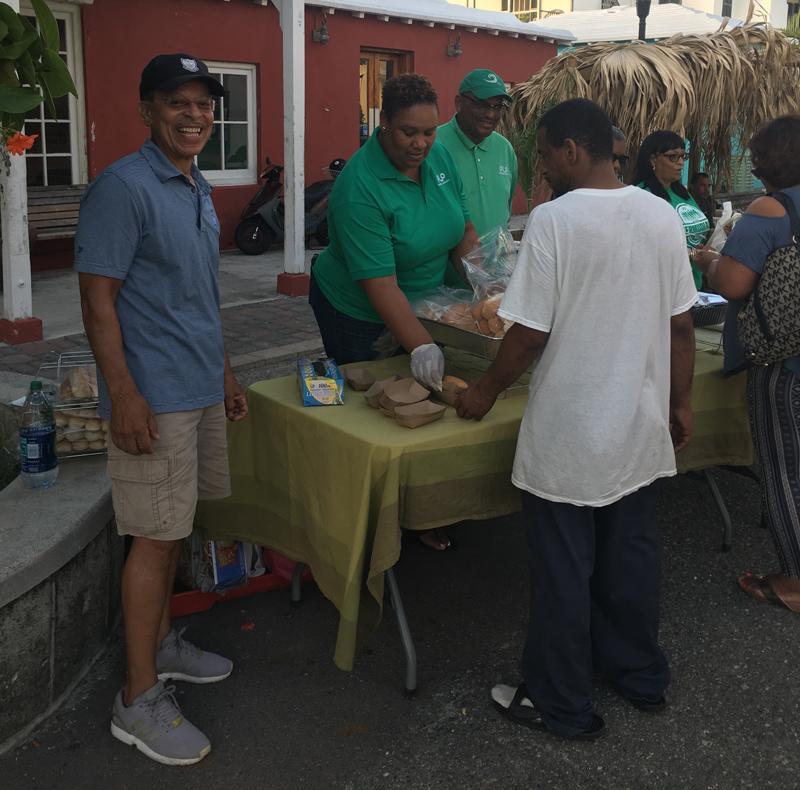 MP's Give Back Bermuda July 19 2018