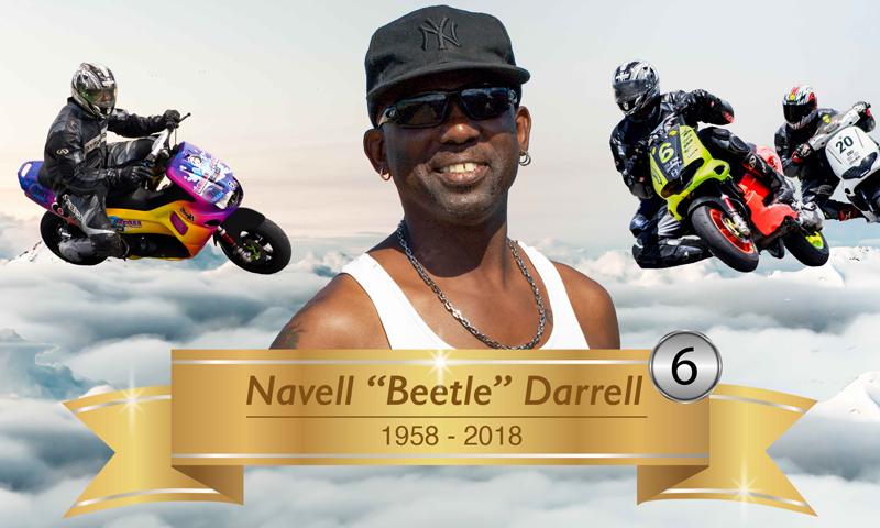 Navell Ricky Beetle Darrell Bermuda July 2018