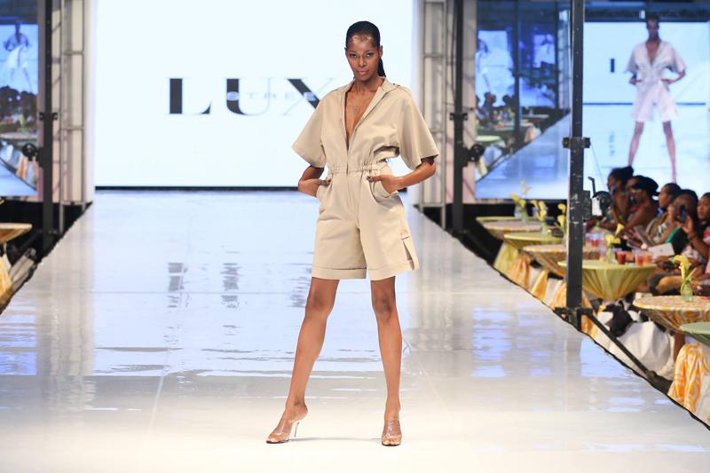 New York Fashion Week July 2018 Jessica in Street Lux