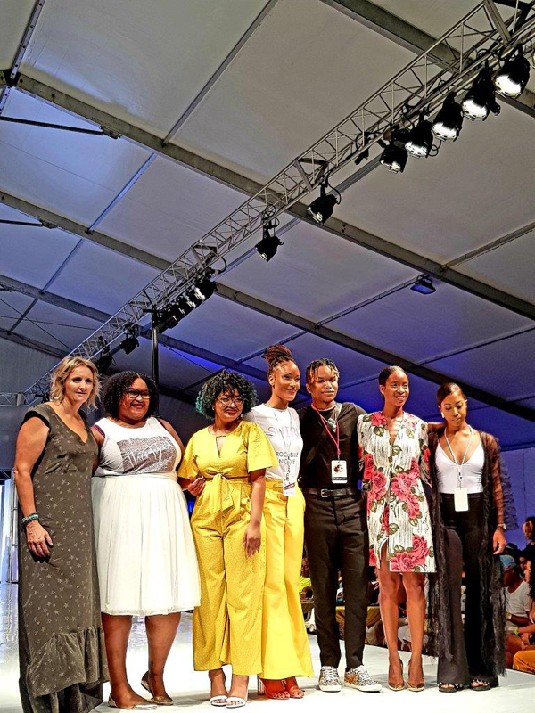 New York Fashion Week July 2018 Local Designers 2