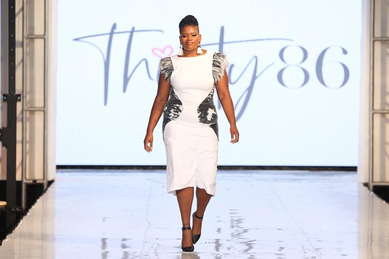 New York Fashion Week July 2018 Thirty86 by Christine Jones