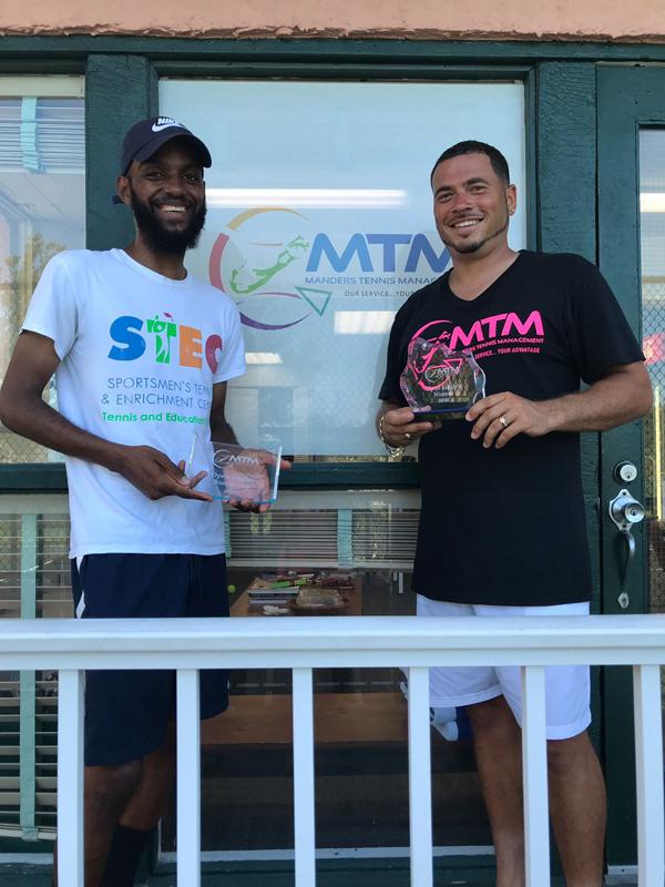 Open Finalist Bermuda July 2018