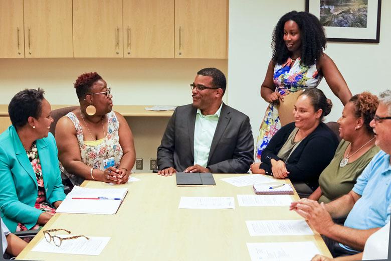 Parent Involvement Committee Bermuda July 2018 (1)