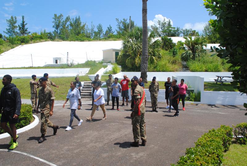 Regiment Bermuda Jul 2 2018 (3)