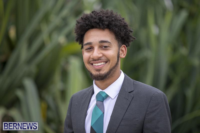 Ryan Robinson Eron Hill Generation Next Bermuda, July 11 2018