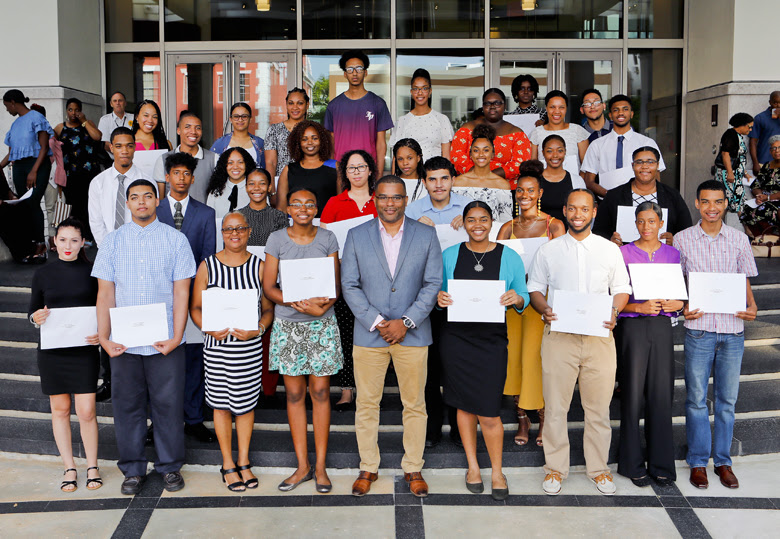 Scholarships and Awards Bermuda July 2018 (2)