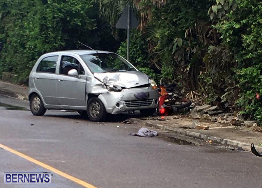 South Road Collision Jul 1