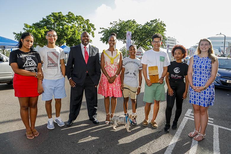Summer Student Entrepreneur Programme Bermuda July 2018 (2)
