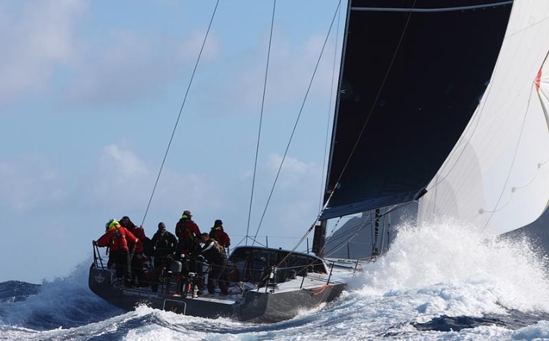 VARUNA at Bermuda 05