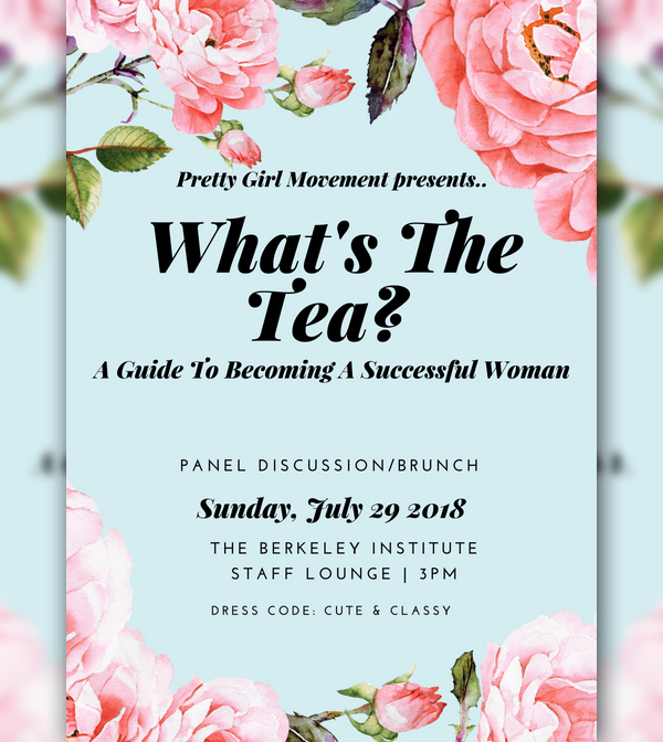 Women Empowerment Event Bermuda July 3 2018