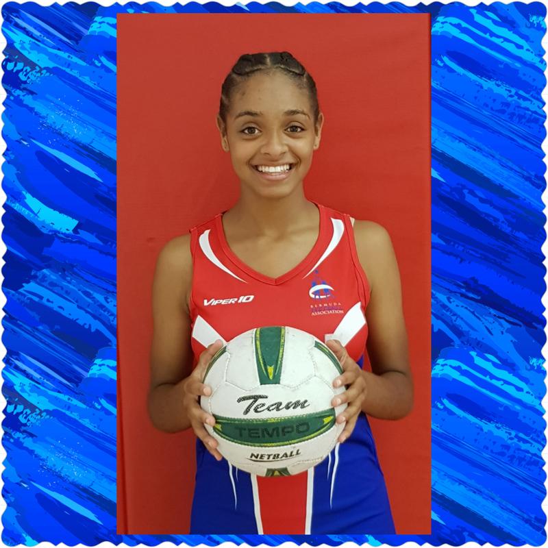 Zakiyah Durham Bermuda July 2018