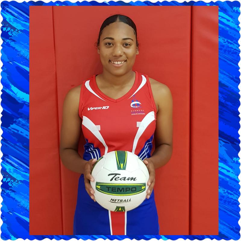 Zariah Amory Bermuda July 2018