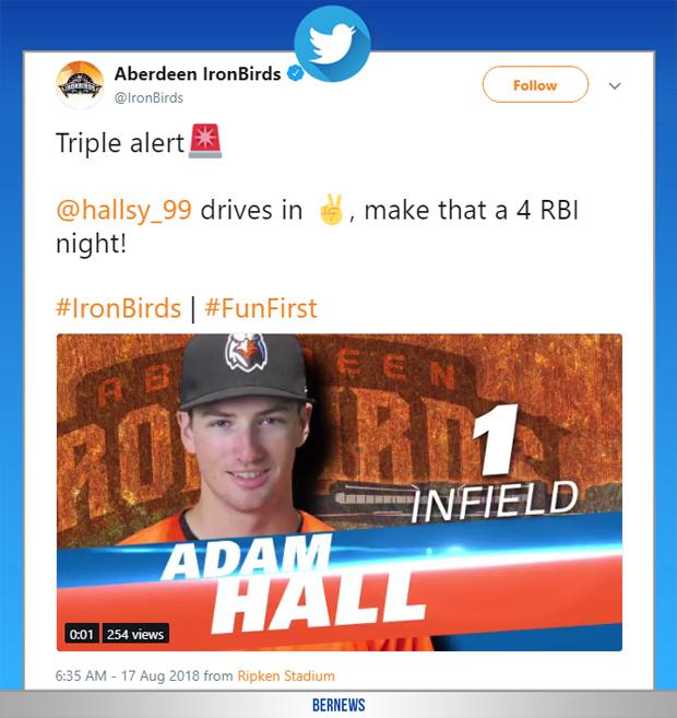 Adam Hall tweet August 17 2018 2
