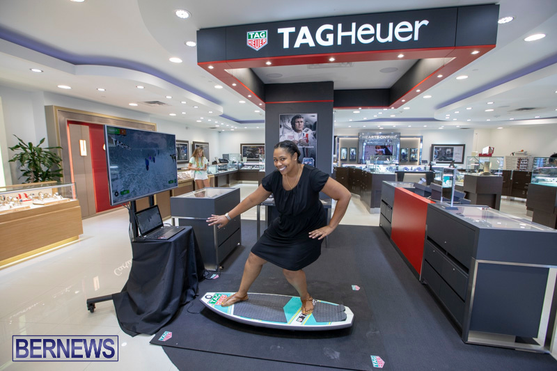 Astwood Dickinson TAG Heuer Surf Challenge Bermuda, August 20 2018-9956