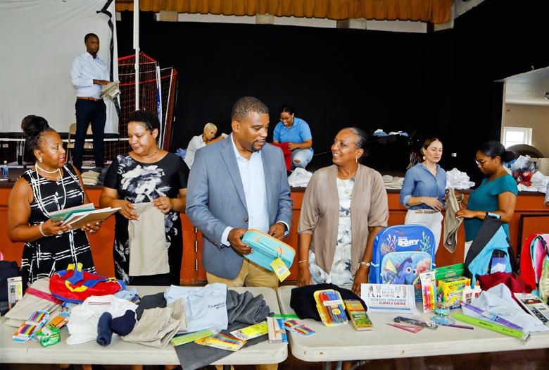 Back to school Bermuda August 15 2018 (2)