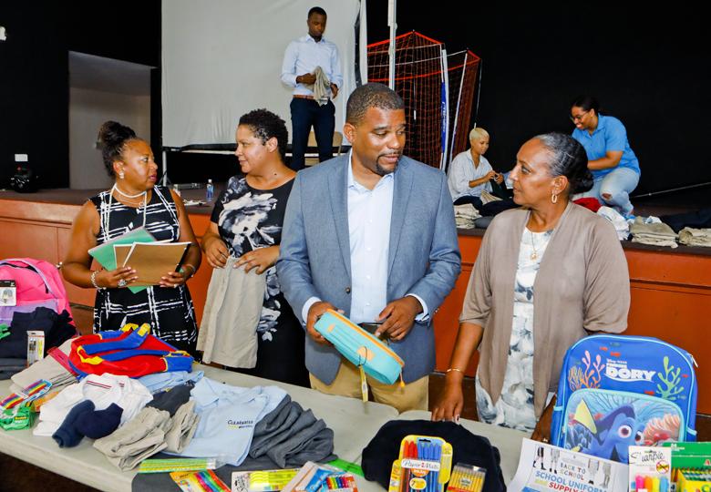 Back to school Bermuda August 15 2018 (3)