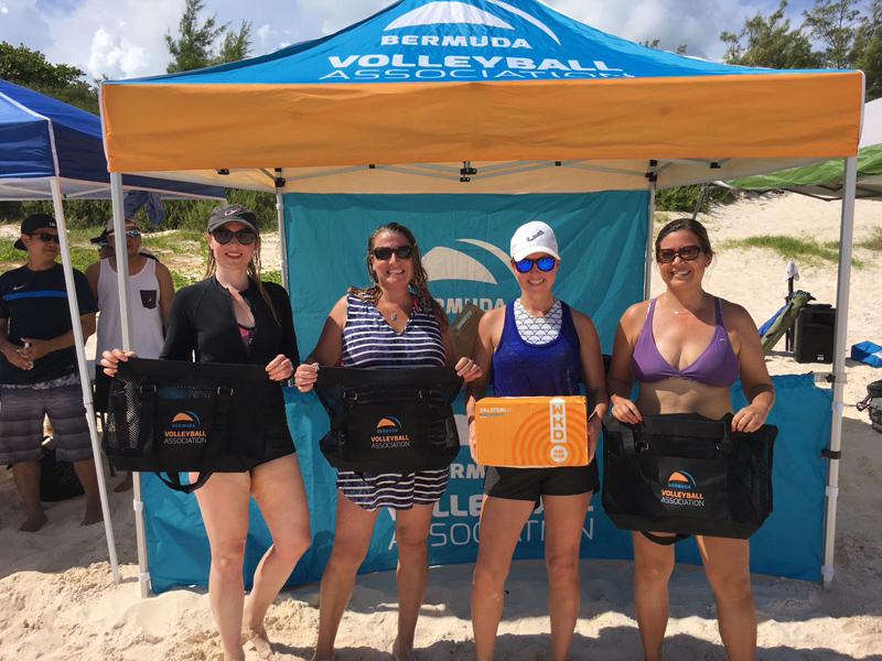 Beach Volleyball Bermuda August 2018 (13)