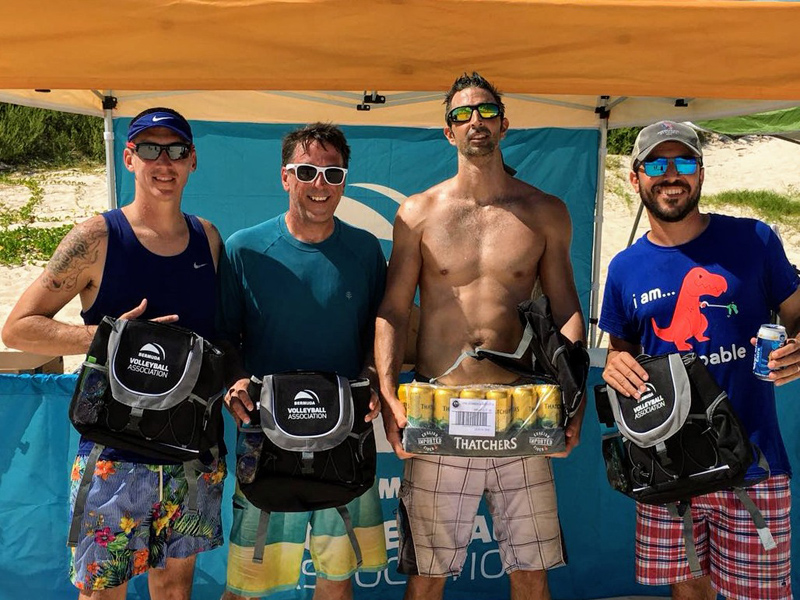 Beach Volleyball Bermuda August 2018 (2)