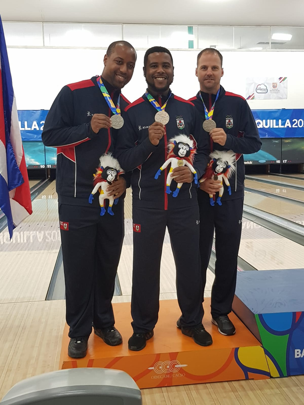 Bermuda Bowlers July 2018