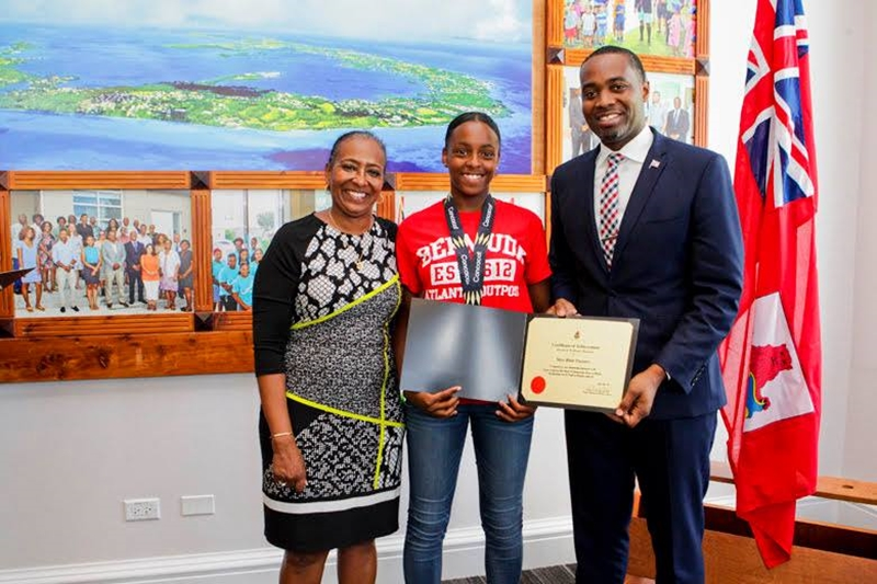 Bermuda Girls U-15 National Football Team certifications (13)