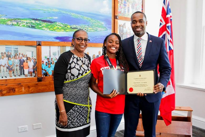 Bermuda Girls U-15 National Football Team certifications (14)