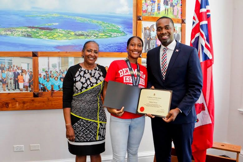 Bermuda Girls U-15 National Football Team certifications (20)