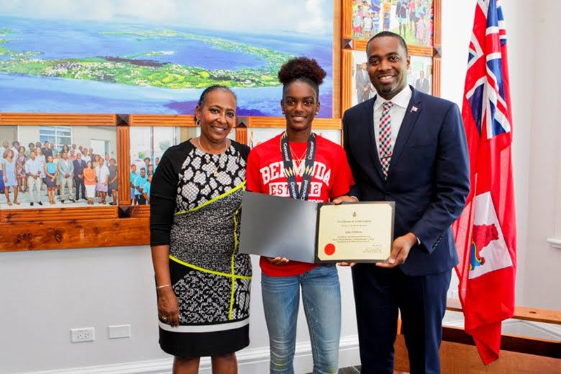 Bermuda Girls U-15 National Football Team certifications (22)