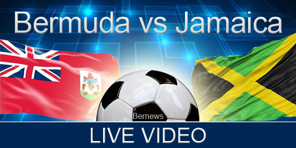 Bermuda vs Jamaica Football Live Video TC generic 56605984