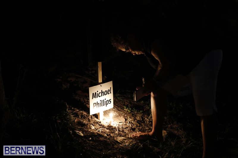 Candlelight Vigil Southampton Bermuda August 30 2018 (13)