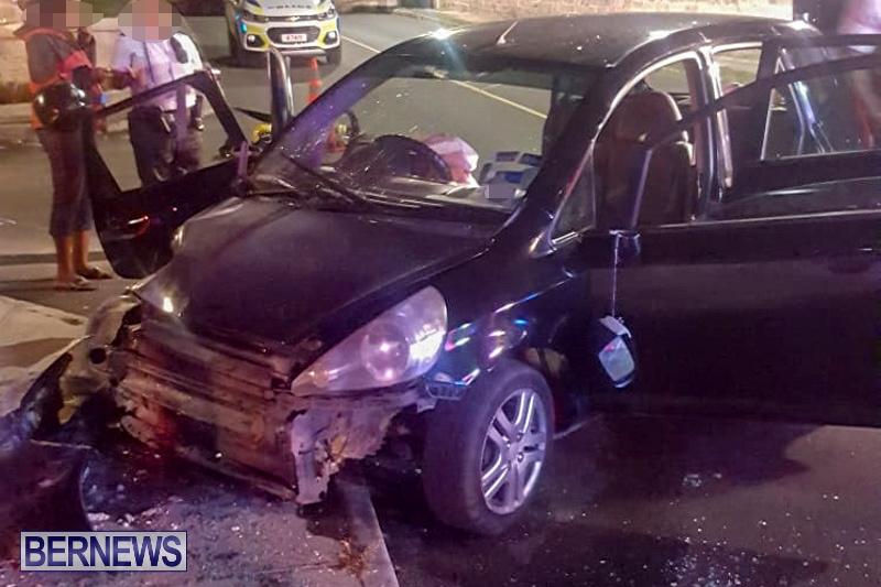 Car Wall Collision Bermuda, August 25 2018-18-2