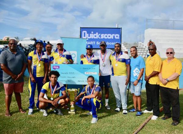 Cricket Bermuda August 2018