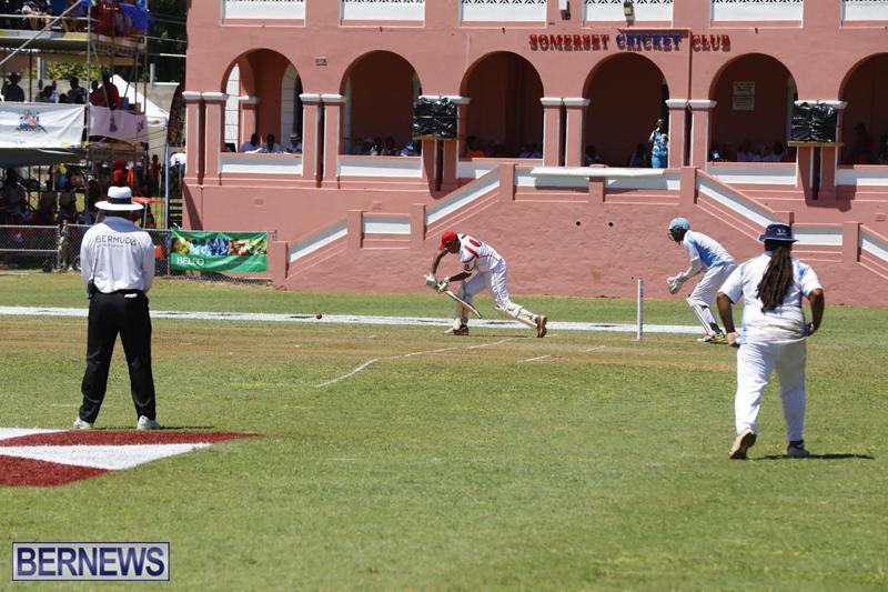 Cup Match Bermuda August 2 2018