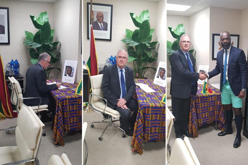 Governor Bermuda Aug 21 2018