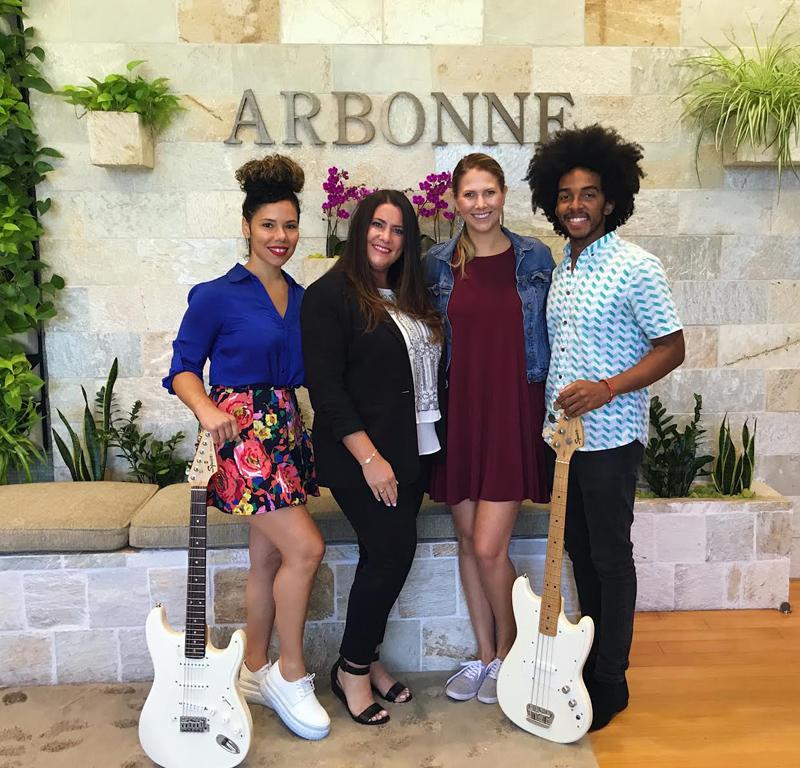 HEЯITAGE & The Arbonne Bermuda August 2018 (1)