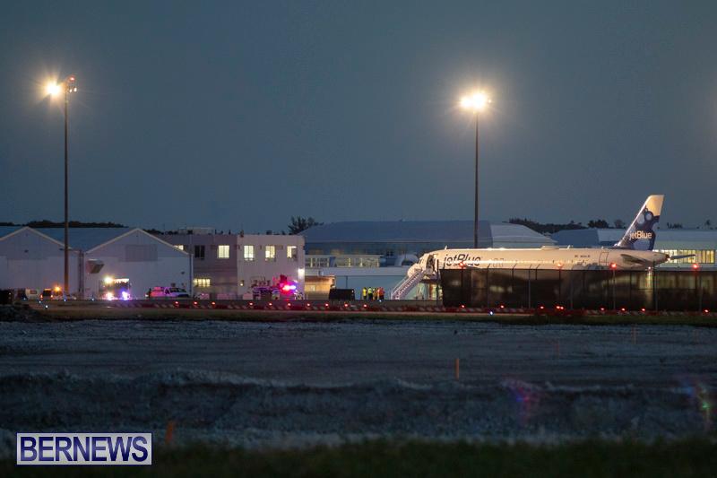 JetBlue 740 Diversion Airport Bermuda, August 24 2018-0502
