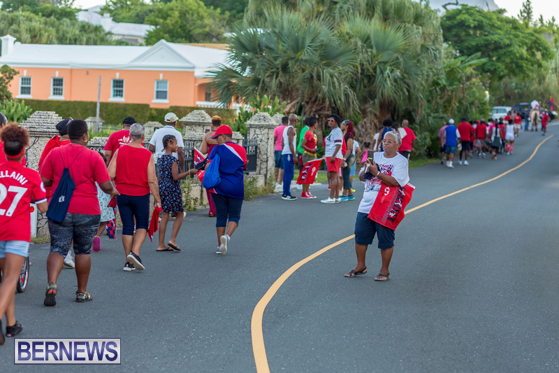 Marching Of The Cup Somerset Cricket Club Bermuda, August 17 2018 (13)