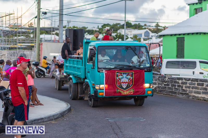 Marching Of The Cup Somerset Cricket Club Bermuda, August 17 2018 (14)