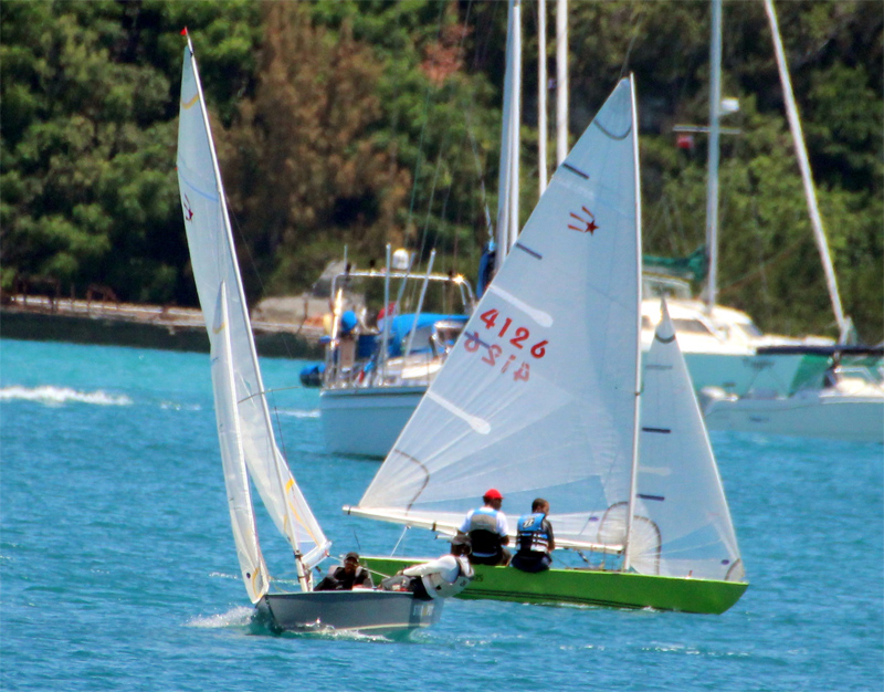 Mid Atlantic Sailboat Clubs Long Distance Race Bermuda August 2018