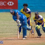 One Communications Championship Cup Premier Division Rangers vs St Davids at Wellington Oval Bermuda, August 12 2018-7074