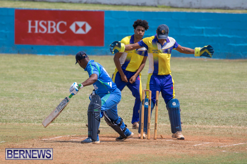 One-Communications-Championship-Cup-Premier-Division-Rangers-vs-St-Davids-at-Wellington-Oval-Bermuda-August-12-2018-7089