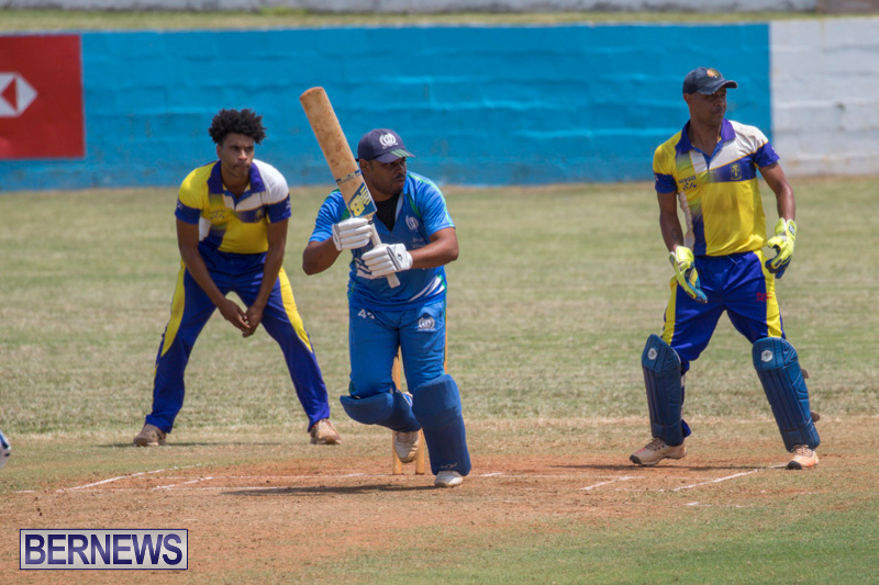 One-Communications-Championship-Cup-Premier-Division-Rangers-vs-St-Davids-at-Wellington-Oval-Bermuda-August-12-2018-7229