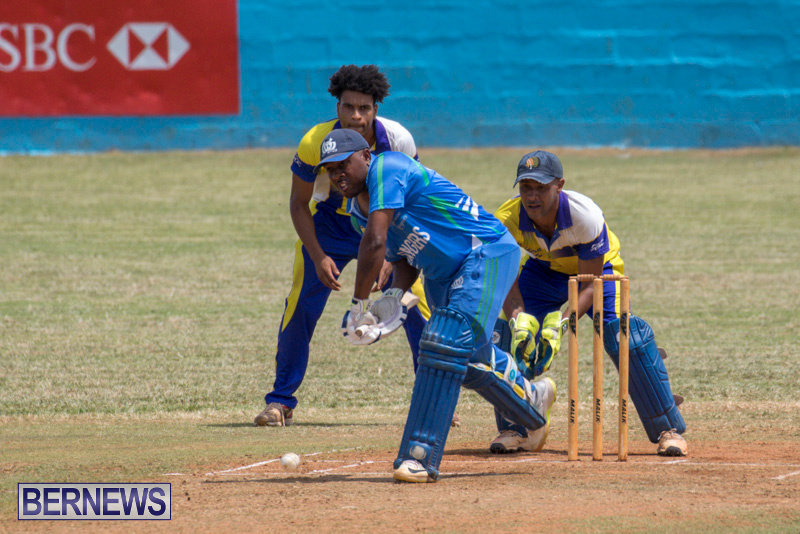 One-Communications-Championship-Cup-Premier-Division-Rangers-vs-St-Davids-at-Wellington-Oval-Bermuda-August-12-2018-7236