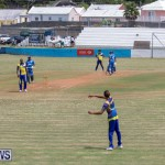One Communications Championship Cup Premier Division Rangers vs St Davids at Wellington Oval Bermuda, August 12 2018-7243