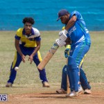 One Communications Championship Cup Premier Division Rangers vs St Davids at Wellington Oval Bermuda, August 12 2018-7251