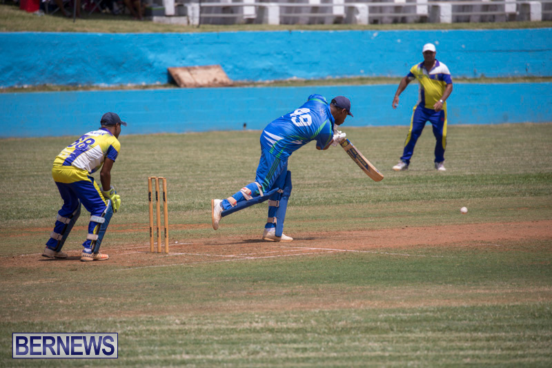 One-Communications-Championship-Cup-Premier-Division-Rangers-vs-St-Davids-at-Wellington-Oval-Bermuda-August-12-2018-7300