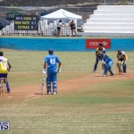 One Communications Championship Cup Premier Division Rangers vs St Davids at Wellington Oval Bermuda, August 12 2018-7359